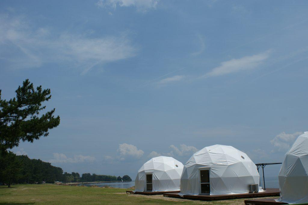 ドーム 高島 グラン 滋賀 ドッググランピング滋賀高島、グランドーム滋賀高島|施設詳細|